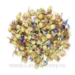 Василёк синий (цветки) (50г)