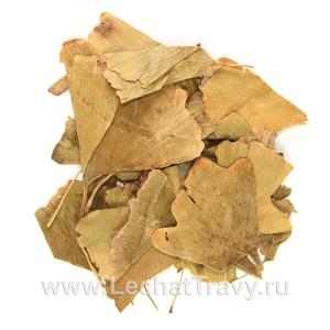 Гинкго билоба (листья) (50г)