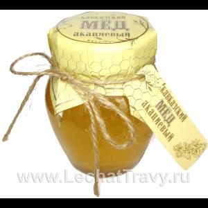 Мёд акациевый (485г)