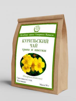 Курильский чай (трава и цветки) (50г)