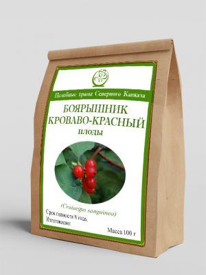 Боярышник кроваво-красный (плоды) (100г)