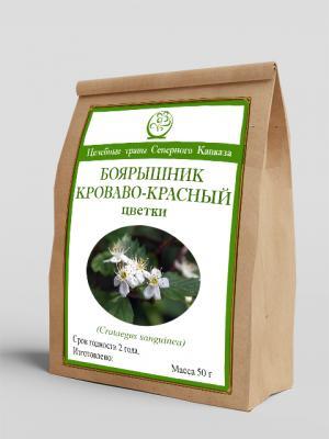 Боярышник кроваво-красный (цветки) (50г)