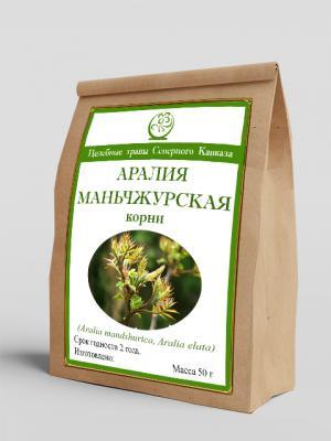 Аралия маньчжурская (корни) (50г)