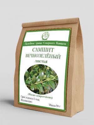 Самшит вечнозелёный (листья) (50г)