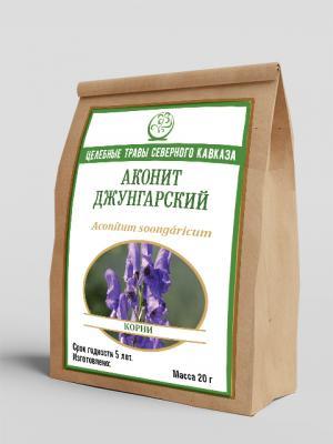 Аконит джунгарский (корни) (20г)