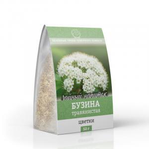 Бузина травянистая (цветки) 50 г