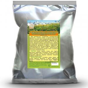 При гломерулонефрите, хронической почечной недостаточности (травяной чай)