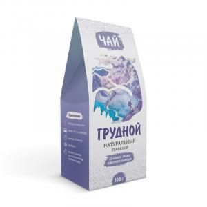 Грудной (при кашле,бронхите, воспалении лёгких) (травяной чай) 100 г
