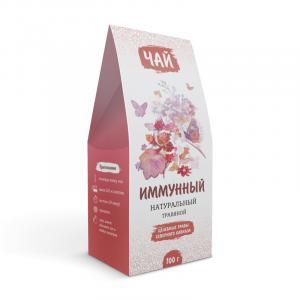 Для укрепления иммунной системы (травяной чай) 100 г