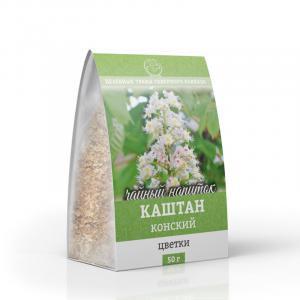 Каштан конский (цветки) 50г