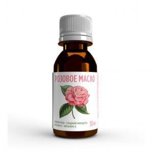 Розовое масло 50 мл