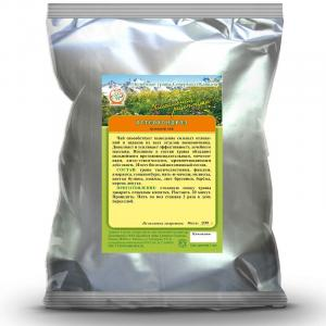 При остеохондрозе (травяной чай)