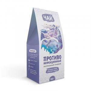Противоинфекционный (при грибково-вирусных инфекциях) (травяной чай) 100 г