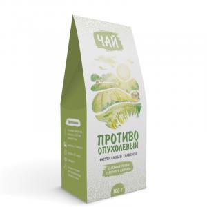 При злoкачественных новообразованиях (травяной чай)