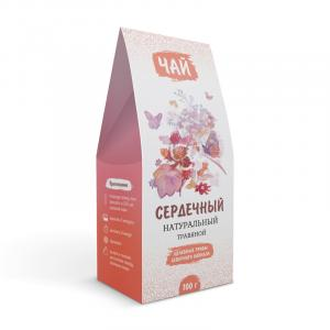 Сердечный (травяной чай) 100 г