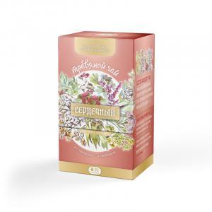 """""""Сердечный"""" травяной чай в фильтр-пакетах 60 г"""