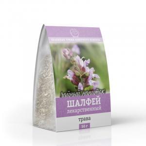 Шалфей лекарственный (трава) 50 г