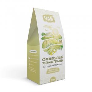 Успокоительный и солевыводящий (травяной чай) 100 г