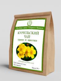 Курильский чай (трава и цветки) 50 г