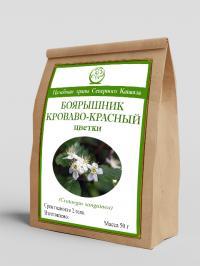 Боярышник кроваво-красный (цветки) 50 г