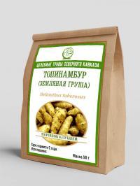 Топинамбур (Земляная груша), (порошок клубней) 100 г