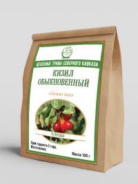 Кизил обыкновенный (плоды) (100г)