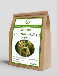 Аралия маньчжурская (корни) 50 г