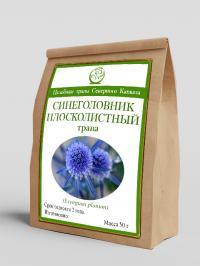 Синеголовник плосколистный (трава) 50 г
