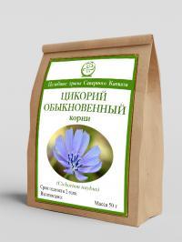 Цикорий обыкновенный (корни) 50 г