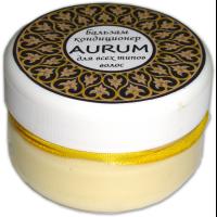 """Бальзам-кондиционер """"Аурум"""" для всех типов волос 100 г"""
