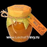 Мёд Разнотравье с цветочной пыльцой 455 г