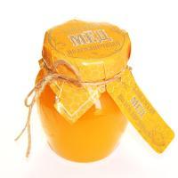 Мёд подсолнечный 455 г