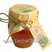 Мёд липовый 455 г