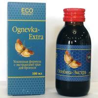 Огневка-настойка Экстра (на глицерине) 30% 100 мл