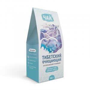 Тибетский (для очищения организма) (травяной чай) 100 г