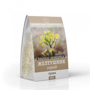 Желтушник серый (трава) 50 г