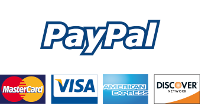 Оплатить картой Visa, MasterCard, Maestro, без регистрации, или со счёта PayPal